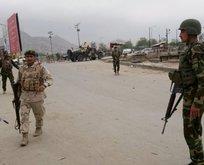 Kabil'de askeri eğitim kampına bombalı saldırı!