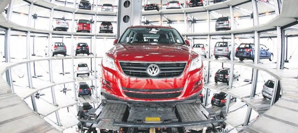 Volkswagen'den 5 bin euroya araba