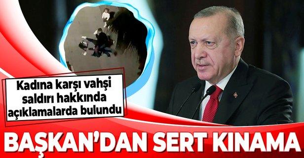 Başkan Erdoğan: En sert şekilde kınıyorum