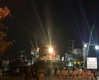 Marmara Denizi'nde balıkçılar vira bismillah dedi