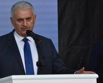 Yıldırım'dan sert sözler: Türkiye anında karşılık verir