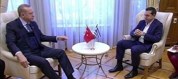 Erdoğan ve Çiprastan kritik açıklamalar