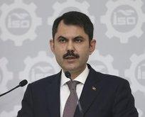 Bakan Kurum'dan Türk Malı açıklaması