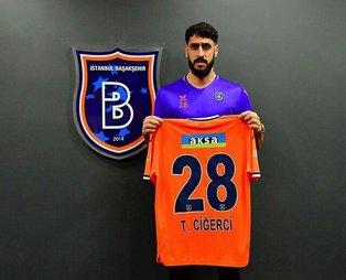 Son dakika transfer haberleri: TAKVİM yazmıştı! Tolga Ciğerci Medipol Başakşehir'e transfer oldu