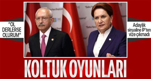 Millet İttifakı'ndan koltuk hesapları!