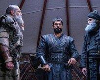 Osman Bey Targun Hatun'u kurtarıyor