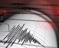 Kahramanmaraş'ta korkutan deprem!