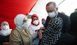 Başkan Erdoğan'dan Diyarbakır annelerine ziyaret: Biz bu işi asla bırakmadık, bırakmayacağız!