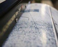 Deprem sonrasında 29 artçı sarsıntı kaydedildi