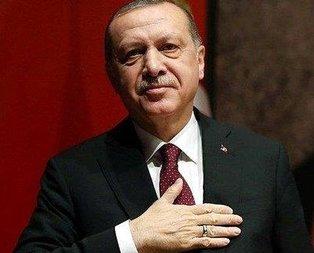 Başkan Erdoğan'dan Sümeyye Boyacı'ya tebrik
