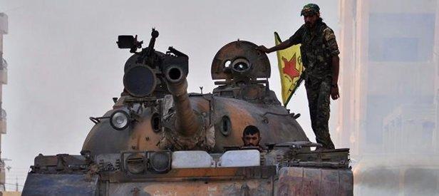 ABD ve YPG'den Türkiye sınırında yeni devlet!