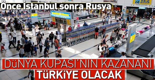 Dünya Kupası'nın kazananı Türkiye olacak