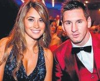 Messi'ye hırsız çalımı