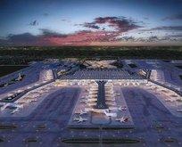 İstanbul Yeni Havalimanı'nda rekor!