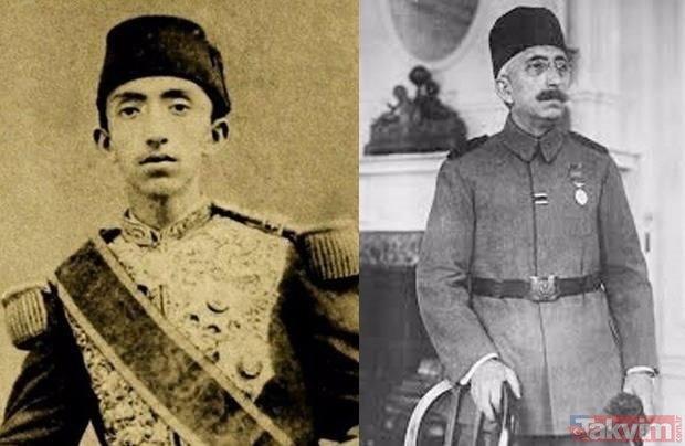 Abdülhamid Han'ın gençlik fotoğrafı gün yüzüne çıktı! Yıllar Sultan II. Abdülhamid Han'ı böyle değiştirmiş...