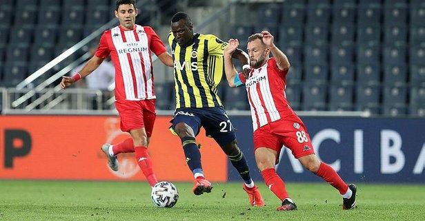 Fenerbahçe Sivasspor maçı hangi kanalda? FB Sivasspor maçı saat kaçta ne zaman?