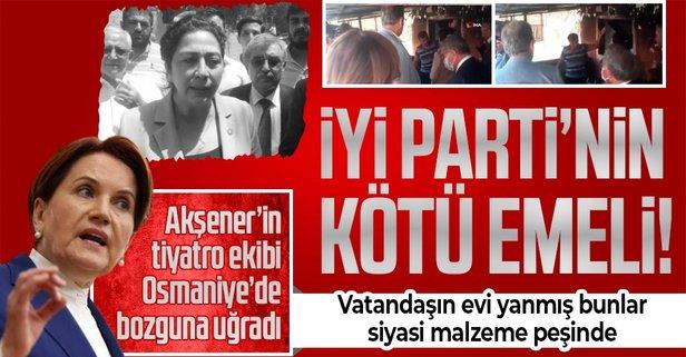 Vatandaş İYİ Parti'nin kötü emelini bozguna uğrattı