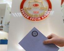 Oy kullanacak vatandaşlar dikkat! Bugün son gün