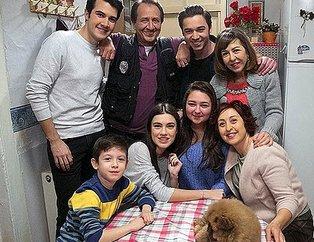 Arka Sokaklar'ın Hüsnü Çoban'ı Özgür Ozan'ın gerçek hayattaki çocukları sosyal medyayı sallıyor! Dizide 5 tane ama...