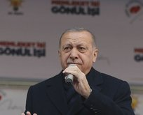 Başkan Erdoğan'dan Çubuk'ta çok kritik açıklamalar