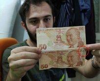 ATM'ye gitti 50 TL çekti servet sahibi oldu! 50 lira ile zengin oldu!