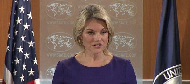 ABD'den terörist elebaşı açıklaması