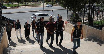 HDPli ilçe başkanı ve eşi gözaltında!