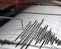 Van'da korkutan deprem! Kandilli duyurdu