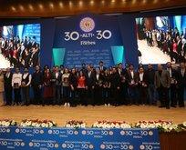 Türkiye'nin ilham veren gençleri ödüllerini aldı