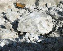 Maden ocağındaki göçükten acı haber!