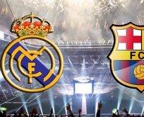 Real Madrid Barcelona maçı canlı yayın şifresiz veren kanallar listesi!