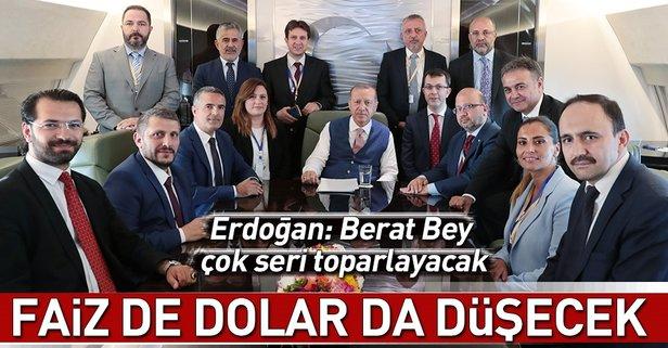 Cumhurbaşkanı Erdoğan: Hiçbir manisi yok