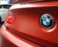 BMW marka lüks otomobil fiyatıyla dikkat çekti