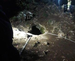 Mağarada can pazarı!