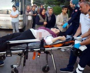 Kayseri'de hamile eşine kurşun yağdırmıştı! Acı haber geldi