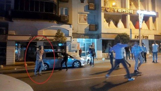 Bursa'da dehşet: Eski eşi ve emniyet ekibine baltayla saldırdı