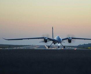 Son dakika: BAYKAR duyurdu! AKINCI TİHA'dan bir rekor daha! Dev yükle 13 saat uçuş!
