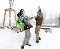 Son dakika: Yüz yüze eğitime kar engeli! O illerde okullar tatil edildi...