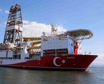 Doğalgaz-petrol arayan gemilerimize özel koruma!