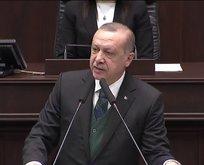 Erdoğandan ABDye Afrin tepkisi