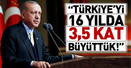 Cumhurbaşkanı Erdoğan sahur programında muhtarlara seslendi