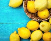 Şimdi de limon cep yakıyor