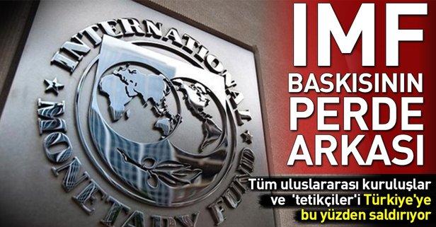 IMF baskısının perde arkası