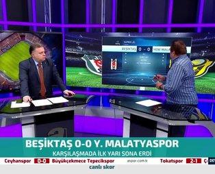Beşiktaş-Yeni Malatyaspor maçının ardından Erman Toroğlu'ndan flaş yorum! Takımdaki en büyük eksik...