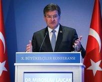 """""""Türkiye, BM'nin saygın bir üyesidir"""""""