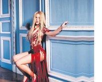 Shakira çıldırdı