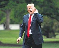 Trump dalgaya geldi