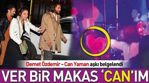 Demet Özdemir - Can Yaman aşkı belgelendi - Takvim - 08