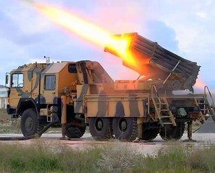 Türkiye Afrindeki terör hedeflerini vurdu