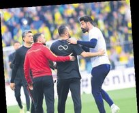 Volkan Demirel: Hasan Şaş'a küfür etmedim